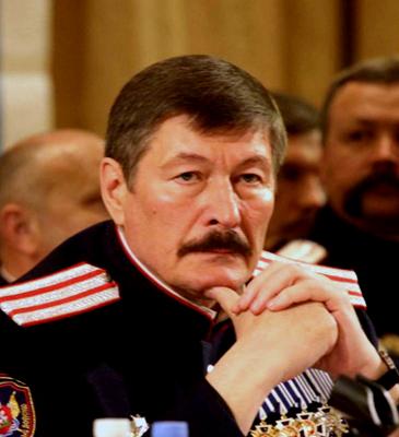 Сегодня, 18 февраля, юбилей у атамана войска Валерия Ивановича Налимова